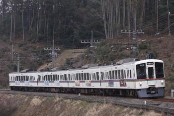 2016年3月12日、高麗~武蔵横手、4005Fの5033レ。