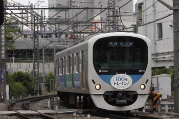 2016年5月6日、高田馬場~下落合、38115F(フォトコン)の5629レ。
