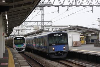 2016年5月9日、西所沢、32106Fほかの3102レと20103Fの5105レ・2513Fの6101レ。