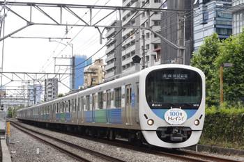 2016年6月14日、高田馬場~下落合、38115Fの5128レ。