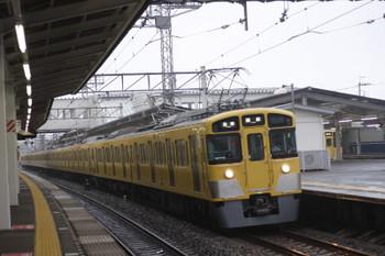 2016年6月23日、西所沢、2459F+2063Fの5103レ。