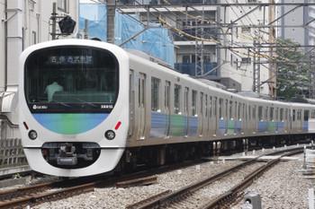 2016年7月1日、高田馬場~下落合、38115Fの5128レ。