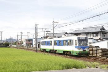 2016年7月10日 10時8分頃、サンドーム西、888ほかの武生方面ゆき回送列車。