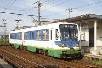2016年7月11日 7時4分頃、江端、普通 福井駅ゆき。