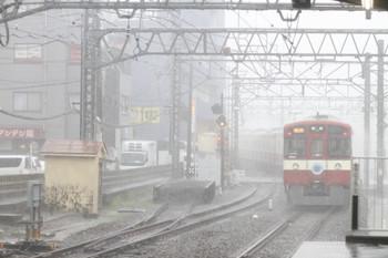 2016年8月22日 11時15分頃、所沢、発車した9103Fの2129レ。