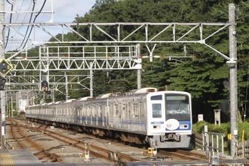 2016年7月31日、仏子、6157Fの1717レ(08M運用)。