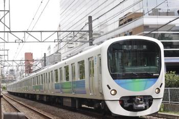 2016年8月8日、高田馬場~下落合、38118FFの5137レ。