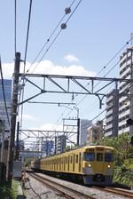 2016年8月19日、高田馬場~下落合、2001Fの5126レ。