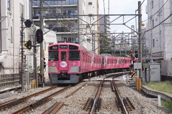 2016年9月6日、高田馬場~下落合、9101Fの2332レ。