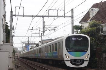 2016年9月20日、池袋~椎名町、38110F+32106Fの1102レ。