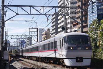 2016年10月6日、高田馬場~下落合、10104Fの120レ。