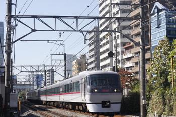 2016年10月26日、高田馬場〜下落合、10112Fの特急120レ。