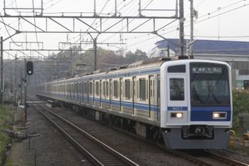 2016年11月20日、秋津、6117Fが代走する43S運用の6534レ。