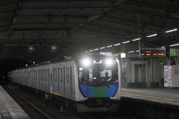 2016年11月23日5時36分、秋津、40101Fの下り回送(80M運用)。
