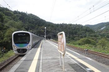 2016年9月25日、芦ヶ久保、38105Fの池袋ゆき各停5026レ。