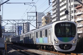 2016年12月15日、高田馬場~下落合、38116Fの5822レ。