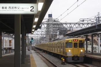 2017年1月20日、東長崎、2413F+2055Fの4654レ。