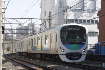 2017年2月17日、高田馬場~下落合、38116Fの5629レ。