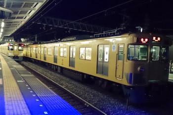 2017年1月23日、西所沢、2413F+2081Fの5103レ。