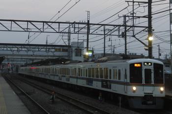 2017年3月18日、仏子、4005F+4007Fの2004レ。