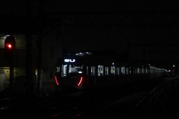 2017年3月31日、ひばりヶ丘、発車した40102Fの4228レ。