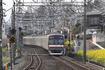 2017年4月2日、元加治、メトロ10002Fの1718レ(75S)。