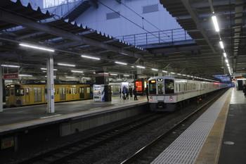 2017年4月2日、所沢、4023F+4013Fの2004レ。