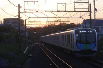2017年5月2日、秋津、40102Fの506レ。
