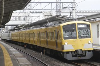 2017年4月9日 14時21分頃、西所沢、263F+1253Fの下り列車。