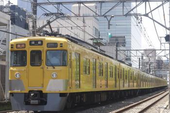 2017年5月2日、高田馬場~下落合、2403F+2007Fの2321レ。