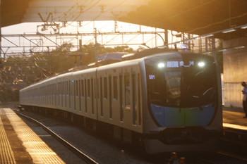 2017年6月12日、秋津、40102Fの506レ。