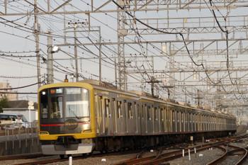 2017年7月2日、西所沢、東急4110Fの4857レ。