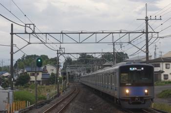 2017年7月3日、元加治、20103Fの3102レ。