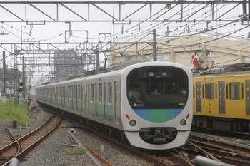2017年8月19日 9時58分ころ、新所沢、2番ホームから発車した38115Fの下り臨時。