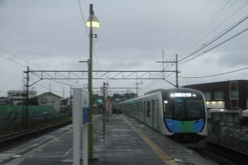 2017年7月29日、元加治、通過する40102Fの404レ S-TRAIN。