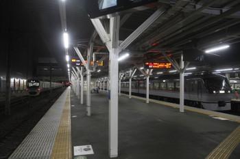 2017年8月5日21時45分頃、所沢、野球臨関係の臨時列車。