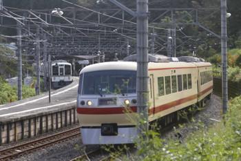 2017年9月19日 8時40分ころ、吾野、5レと5018レが発車。