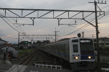 2017年9月9日、元加治、6116Fの16M運用・1720レ。