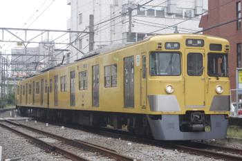 2017年9月28日、高田馬場〜下落合、2403F+2094Fの5135レ。