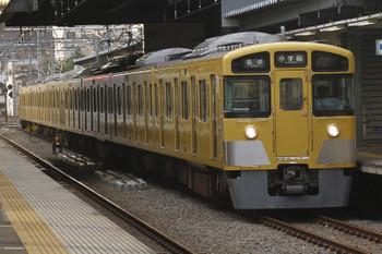 2017年9月30日、東長崎、2503F+2507Fの5207レ。