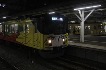 2017年11月12日、所沢、20158F(999)の4140レと2007F(台湾)の2687レ。