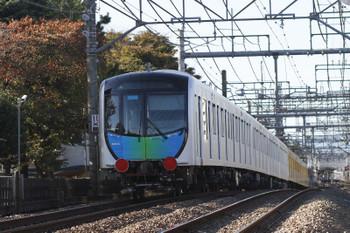 2017年11月12日 14時19分ころ、所沢~西所沢、40104Fの池袋方5両+263Fの下り列車。