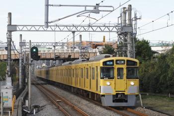 2017年11月3日 15時53分ころ、武蔵藤沢、9102Fの快速 池袋ゆき。