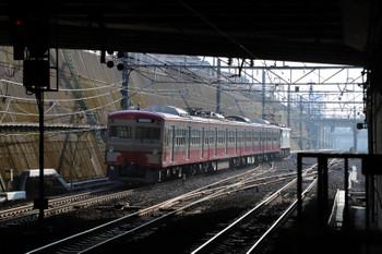 2018年1月20日 15時4分ころ、新秋津、通過した西武1247Fの甲種輸送列車。