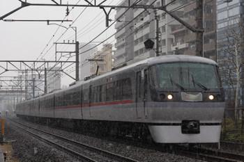 2018年1月22日 12時20分ころ、高田馬場~下落合、120レ。