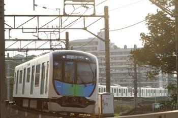 2017年7月9日、入間市~仏子、40101Fの404レ。