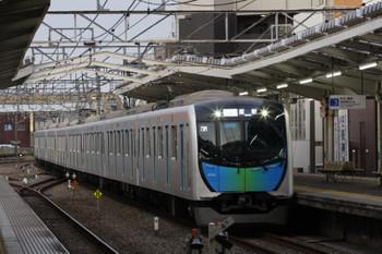2017年6月11日、清瀬、40101FのS-Train・403レ。