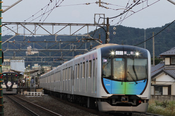 2017年7月8日、元加治、40101FのS-Train・403レ。