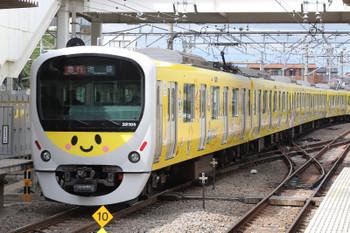 2018年4月15日、所沢、38105Fの2148レ。