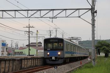 2018年4月30日 17時49分ころ、元加治、20151Fの下り回送列車。